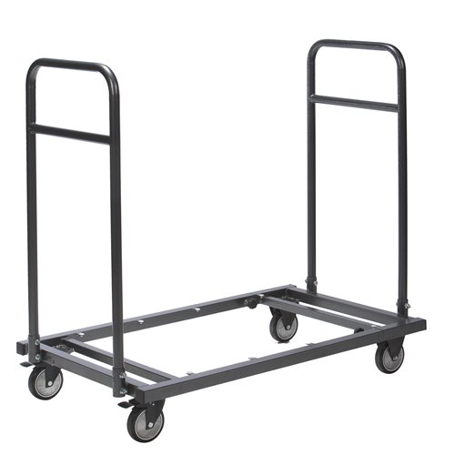 Adjustable Trolley for Folding Tables