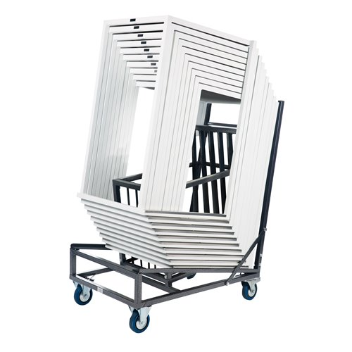 Trolley for 10 Kubo Smart / Ferro Tables